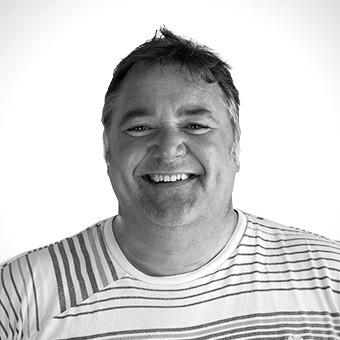 Dave Barnwell, Head of Tech