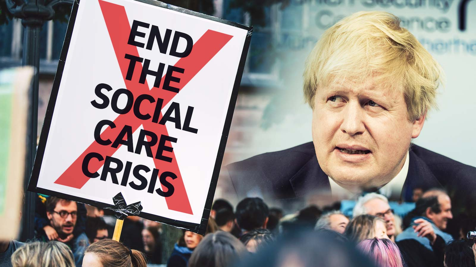 End the Social Care Crisis: #ShowUsAPlanBoris !