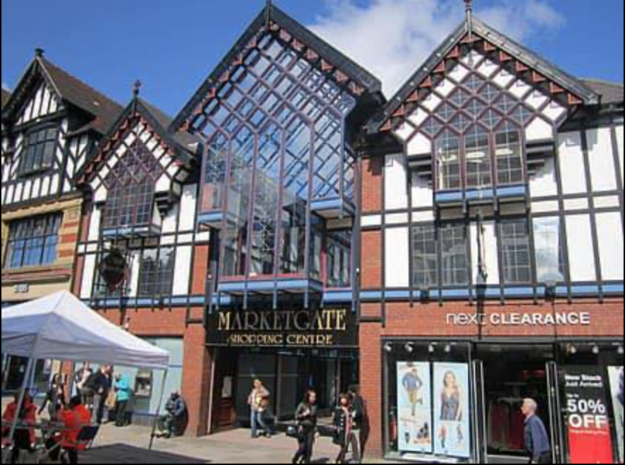 Demand that the destruction of Wigan Town Centre is Stopped