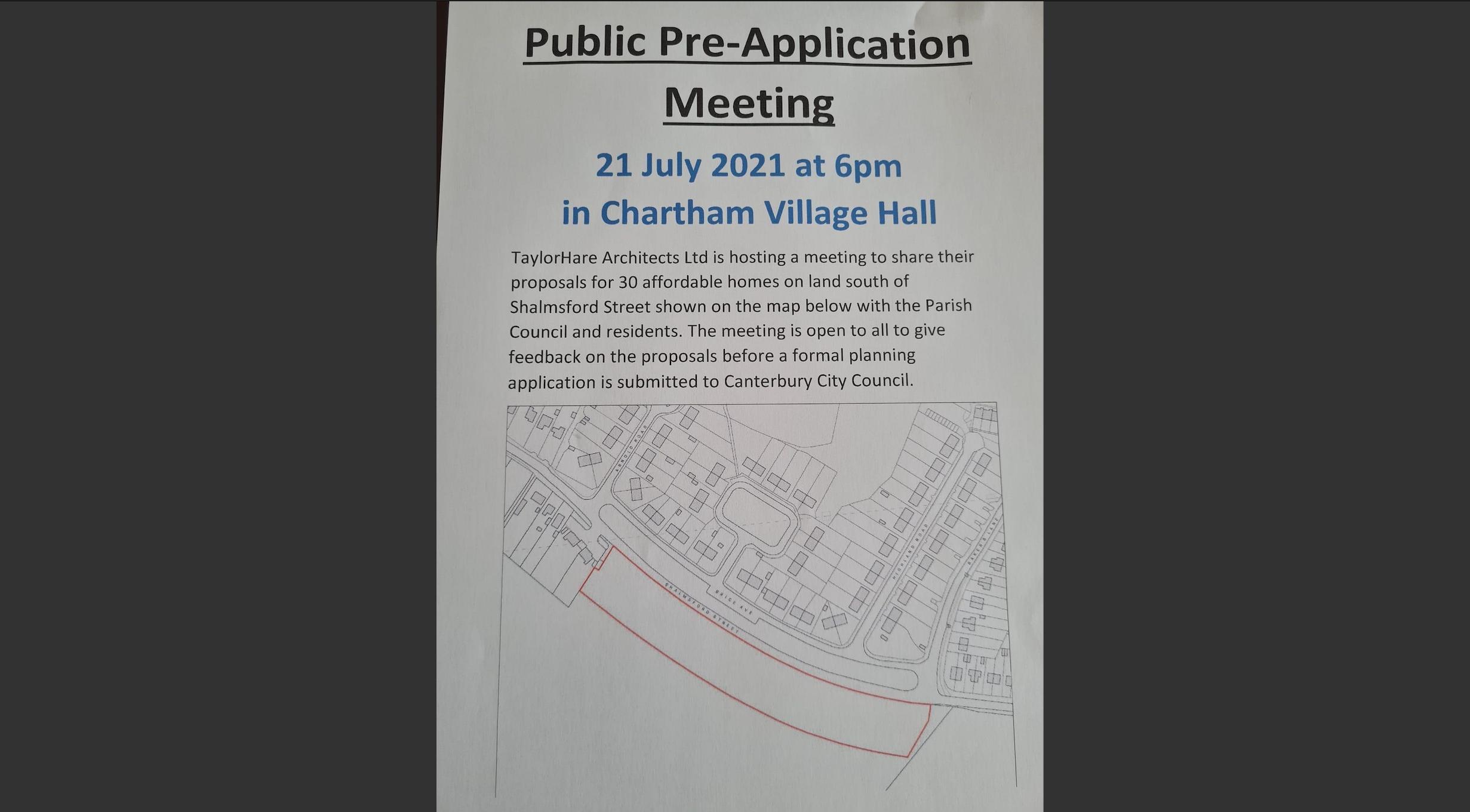 NO to Chartham development